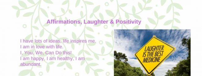 Can I Incorporate Laughter and Affirmations to be More Mindful?