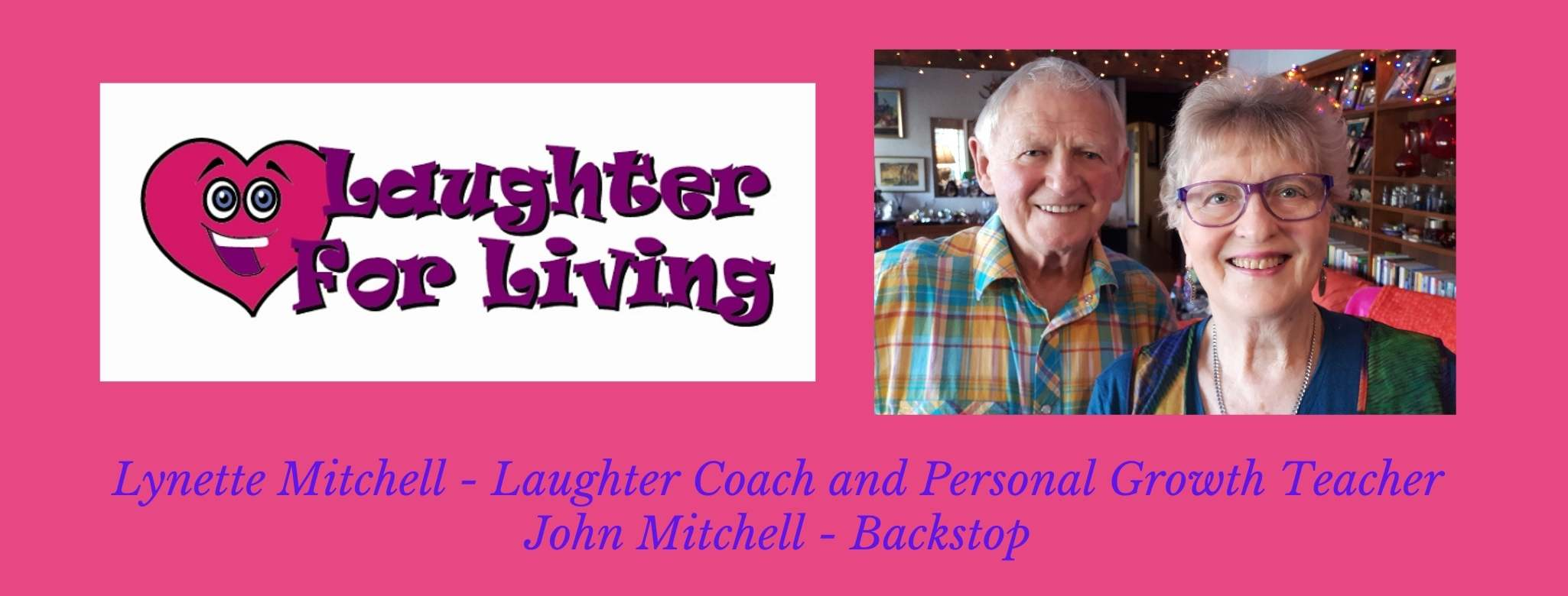 Lynette Mitchell - Laughter Coach