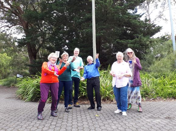 Community Ferntree Gully Laughter Club