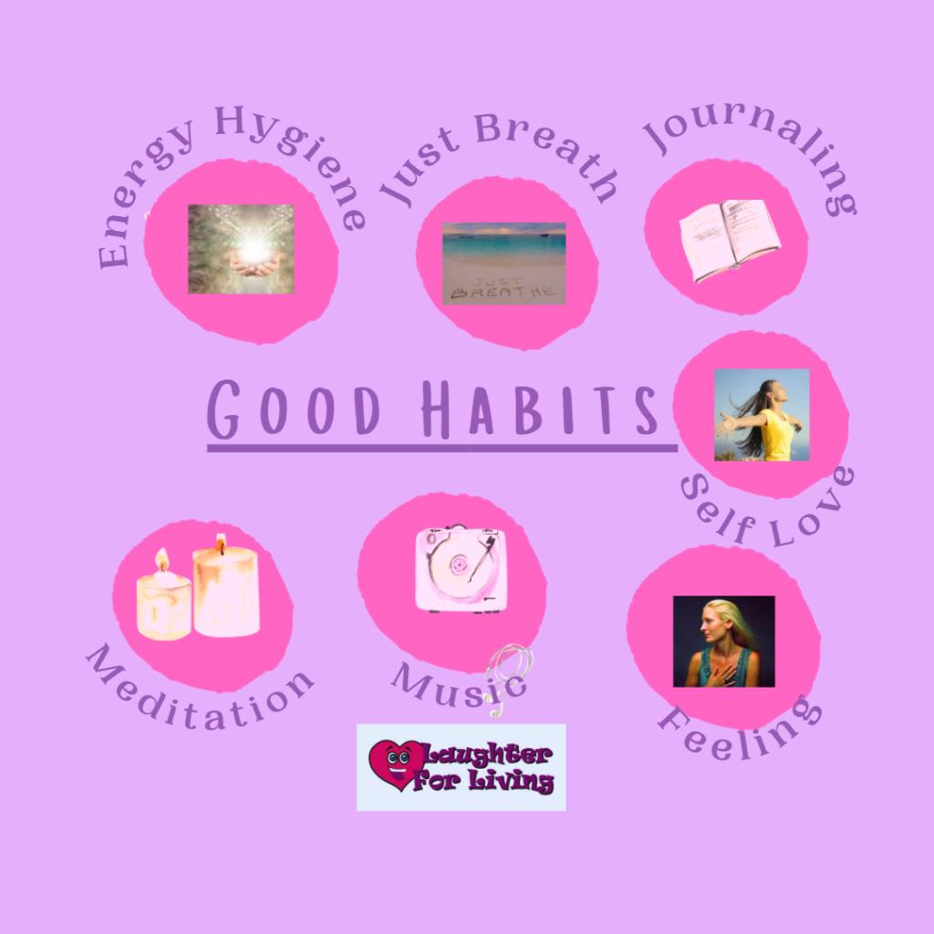Good Habits Blog